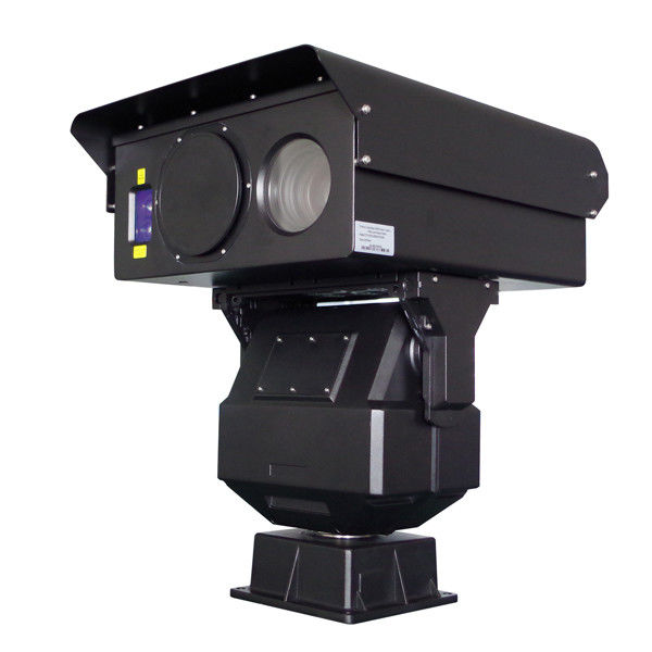 Multi Sensor Thermal Surveillance System With Long Range Aquaculture Security Camera